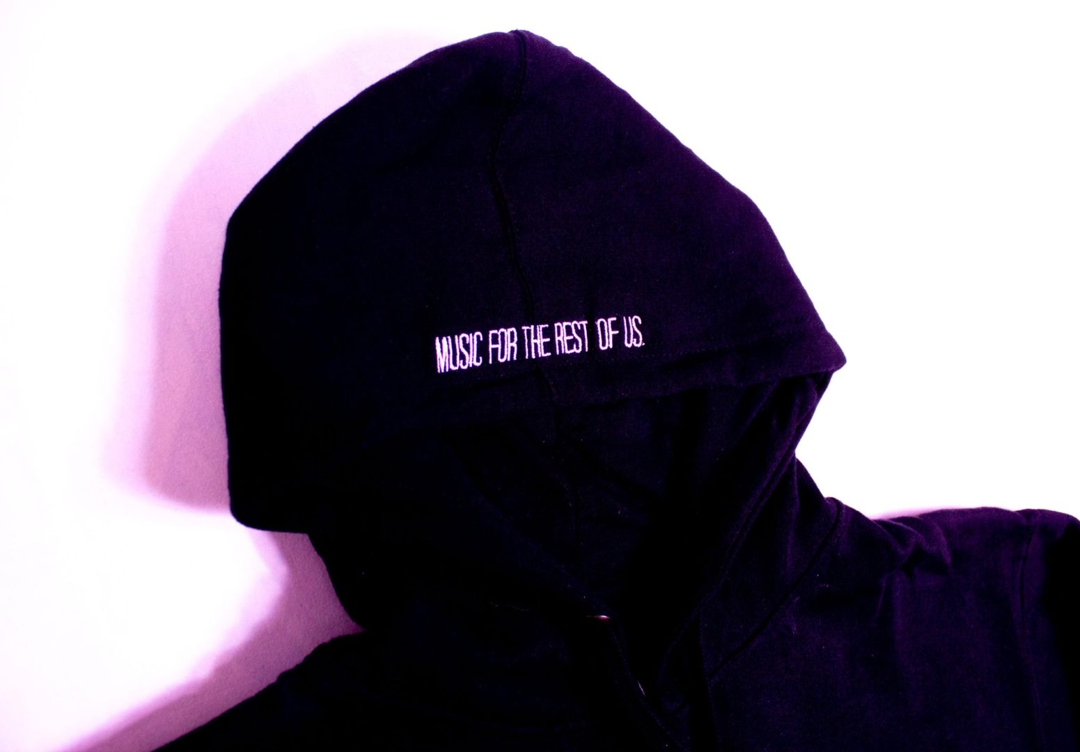 "alt=""Black music for the rest of us Kollection hoodie"""