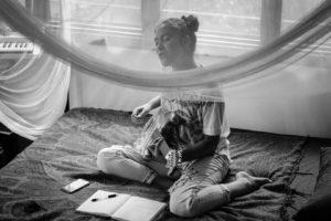 Vivian Writing