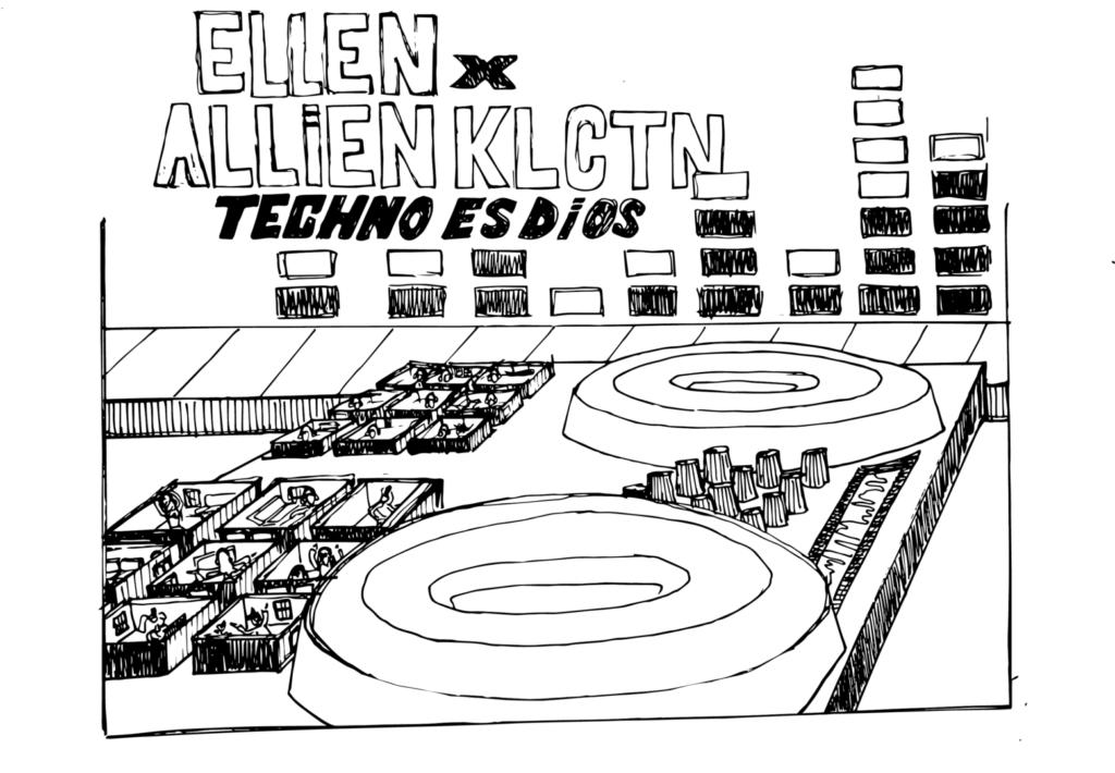 Ellen Allien Techno