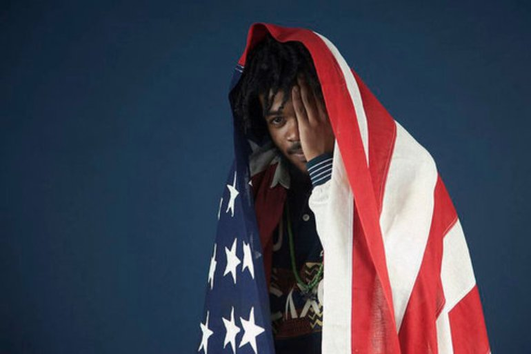 Capital Steez american flag
