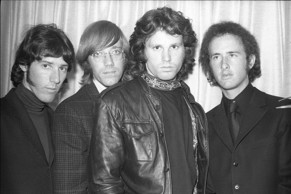 "Alt=""The Doors Band"""