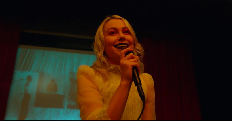 "Alt=""Phoebe Bridgers Performance"""