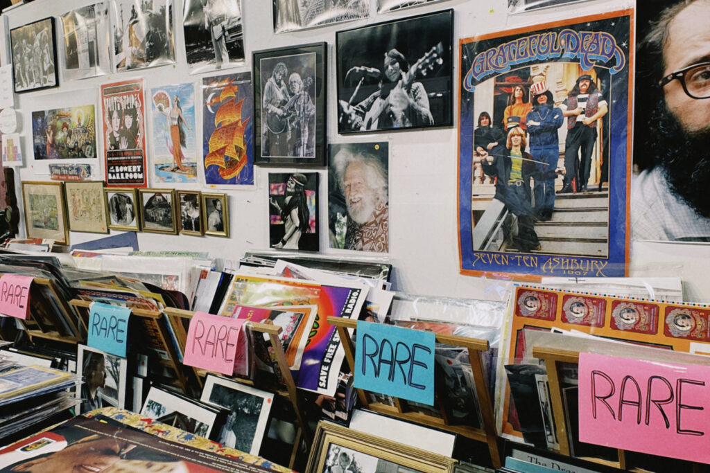 """Alt=""""Music poster collection"""""""